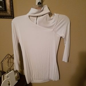Bailey 44 white shirt